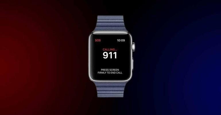 Вторжение в дом: вызов службы спасения Apple Watch не совсем соответствует плану