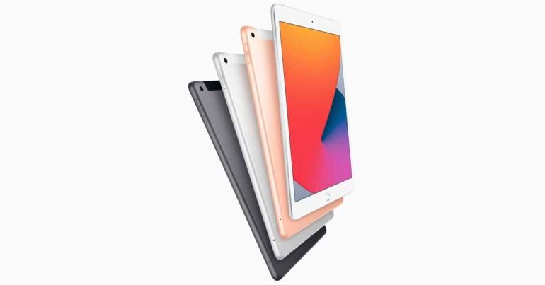 Время доставки iPad 8-го поколения сократилось до 3-6 недель до мероприятия Apple
