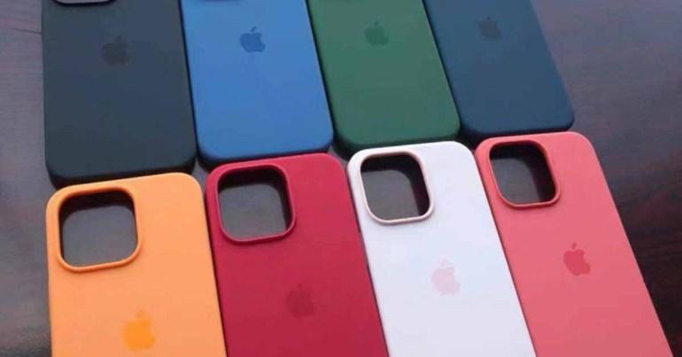 Взгляните на возможные новые цвета корпуса iPhone 13