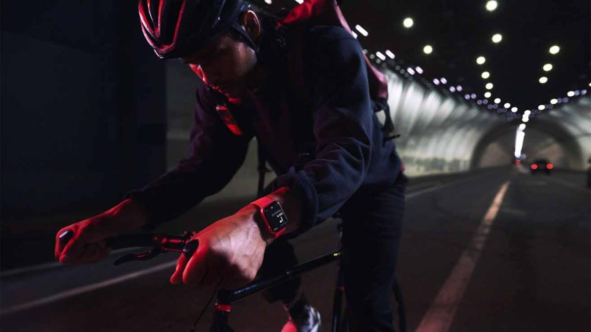 Автоматическое обнаружение езды на велосипеде и улучшенное обнаружение падения во время тренировки не являются эксклюзивными для Series 7.