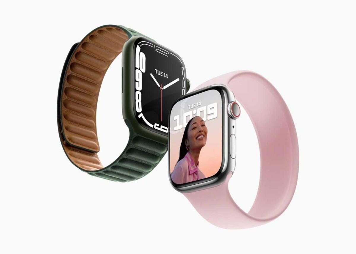 Apple Watch Series 7 не является серьезным обновлением по сравнению с Series 6, но имеет некоторые незначительные улучшения.