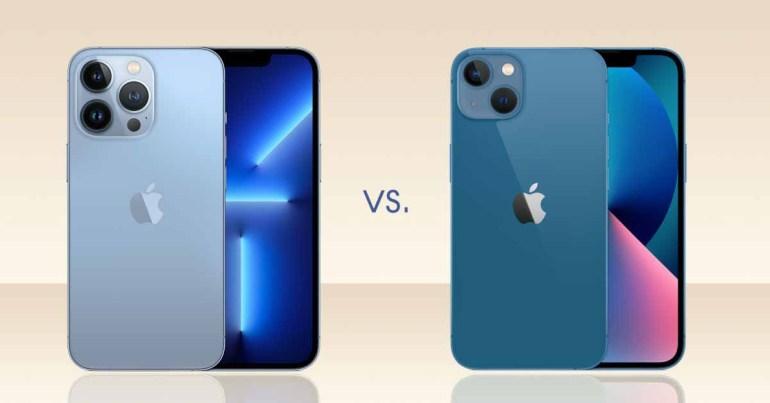 iPhone 13 против iPhone 13 Pro: что покупать?