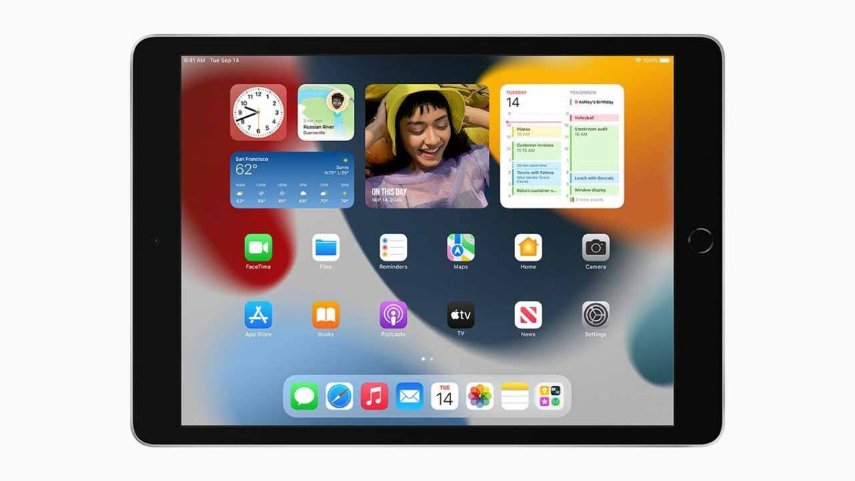 IPad 2021 года - небольшое обновление, но его функций камеры может быть достаточно, чтобы повлиять на тех, кто часто использует планшет для вызовов FaceTime или Zoom.