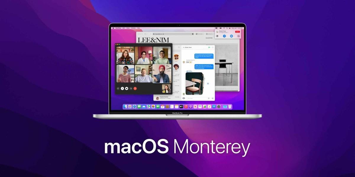Пошаговое руководство по установке бета-версии macOS Monterey