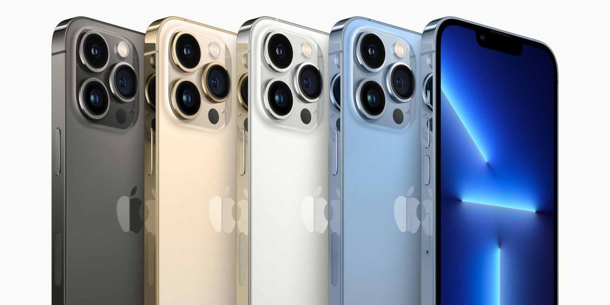 Как присоединиться к программе обновления iPhone в Великобритании при заказе iPhone 13