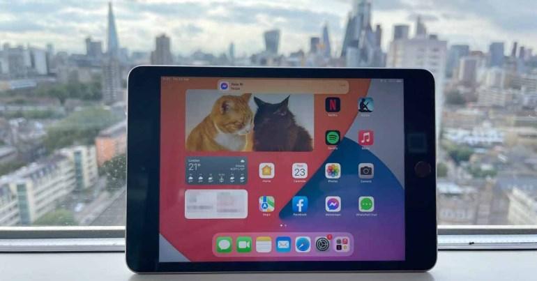 Мой краткий эксперимент по поиску оправдания iPad mini 6 провалился