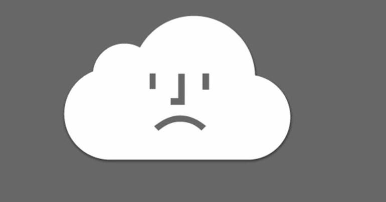 Apple отмечает продолжающийся сбой iCloud Mail для некоторых пользователей