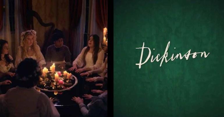 Apple TV + оригинальный сериал Дикинсон закончатся в следующем сезоне