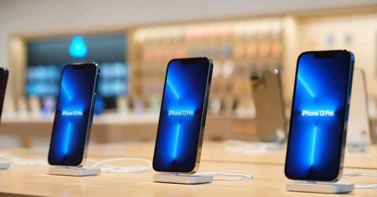 Apple заявляет, что сторонние приложения смогут в полной мере использовать дисплей iPhone 13 ProMotion, исправление программного обеспечения ожидается