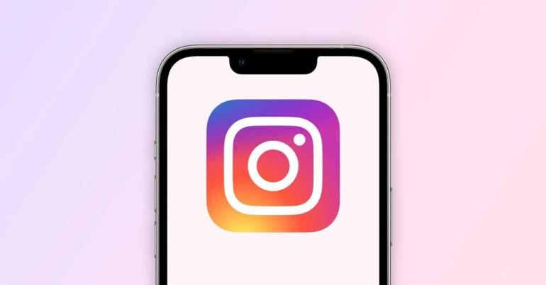 Instagram не исправляет ошибку со звуком в макете iOS 15 и iPhone 13