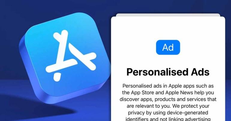 iOS 15 теперь предлагает пользователям включить персонализированную рекламу Apple, после того как она была включена по умолчанию.