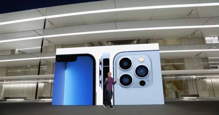 iPhone 13 Pro и iPhone 13 Pro Max предлагают идентичные функции камеры