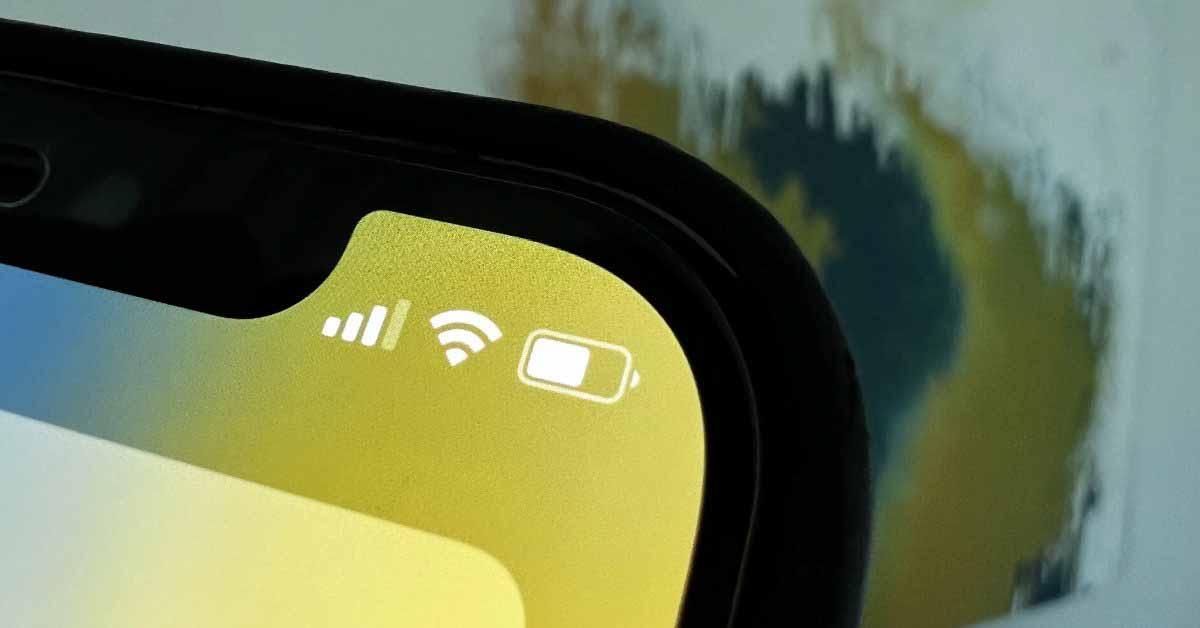 Как показать процент заряда батареи iPhone 13 - пошаговые виджеты, Центр управления и Siri