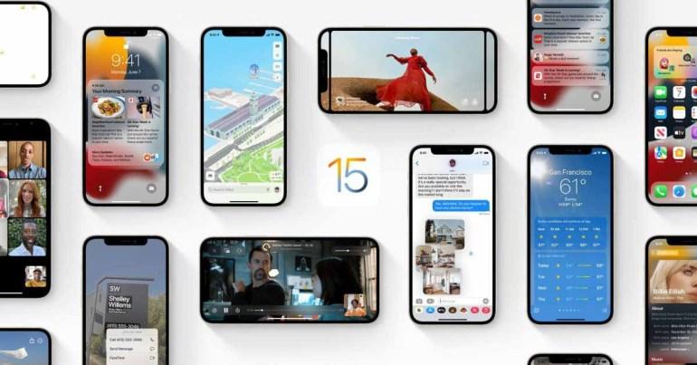 Как установить iOS 15 на iPhone и iPad