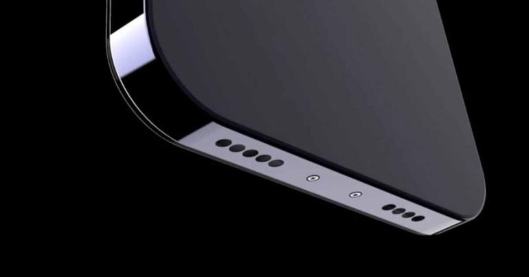 Комментарий: iPhone 13 не будет без порта, но, возможно, следующий будет