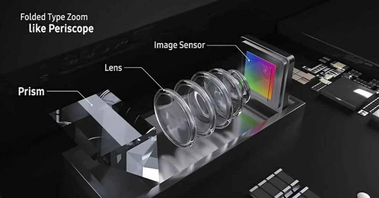 Планы по созданию линз перископа для iPhone натолкнулись на проблему с патентами Samsung