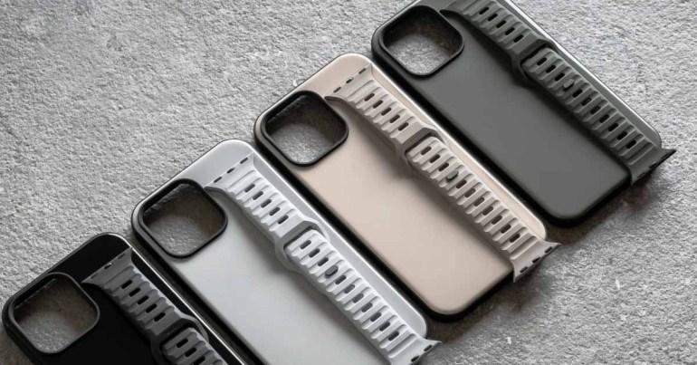 Ремешки Nomad Sport для Apple Watch обновлены в трех новых цветах