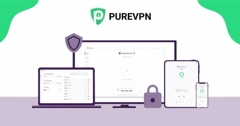 PureVPN предлагает безопасную и быструю работу с новыми приложениями, оптимизированными для iPad и поддерживающими Mac M1.