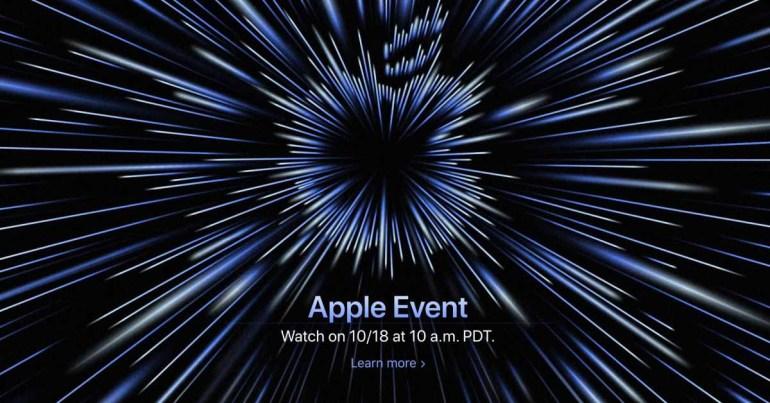 Apple объявляет о специальном мероприятии Unleashed на 18 октября, ожидается M1X MacBook Pro