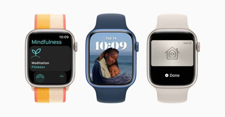 Apple предложит скидку 100 долларов на покупки Apple Watch Series 7 с сотовой связью