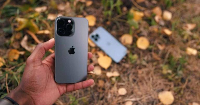 Apple представила новый сверхширокоугольный объектив iPhone 13 красивыми изображениями #ShotOniPhone