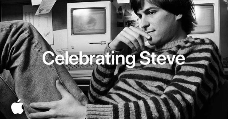 """Apple публикует видео """"Celebrating Steve"""" на своем канале YouTube"""