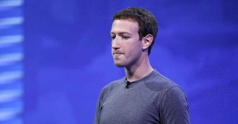 Марк Цукерберг теряет 6 миллиардов долларов из-за серьезного сбоя Facebook