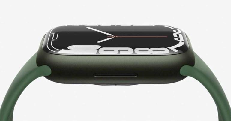 Заказы на Apple Watch Series 7 стартуют в пятницу, 8 октября.