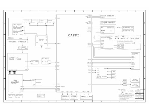 small resolution of circuit diagram iphone 6