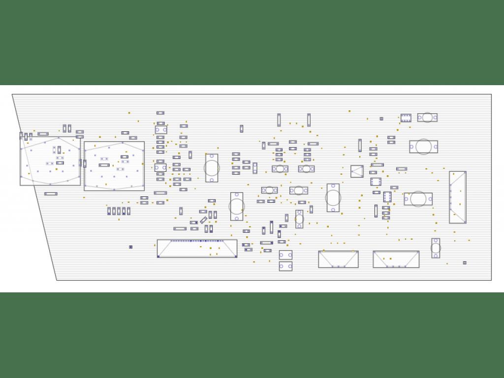 Apple 820 Audio Board Boardview