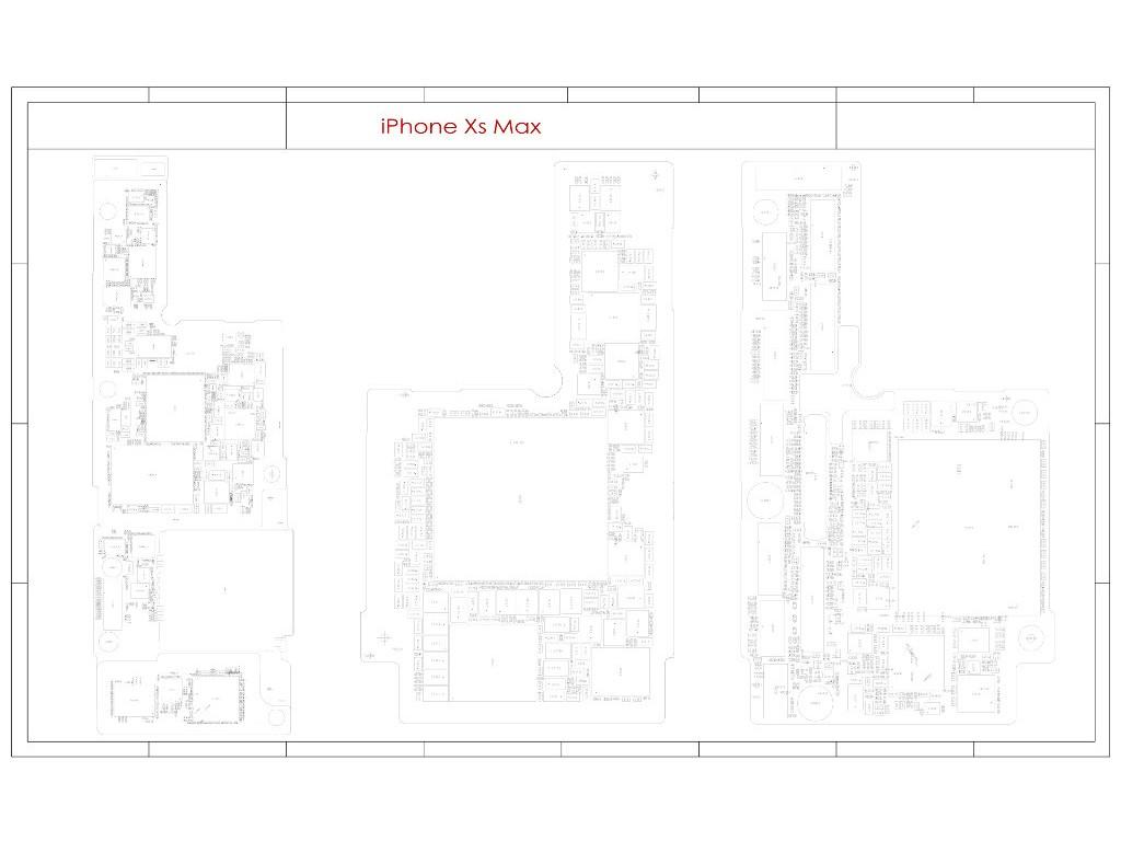 Apple Iphonexs Max D32 D33 Mlb Evt 820 051