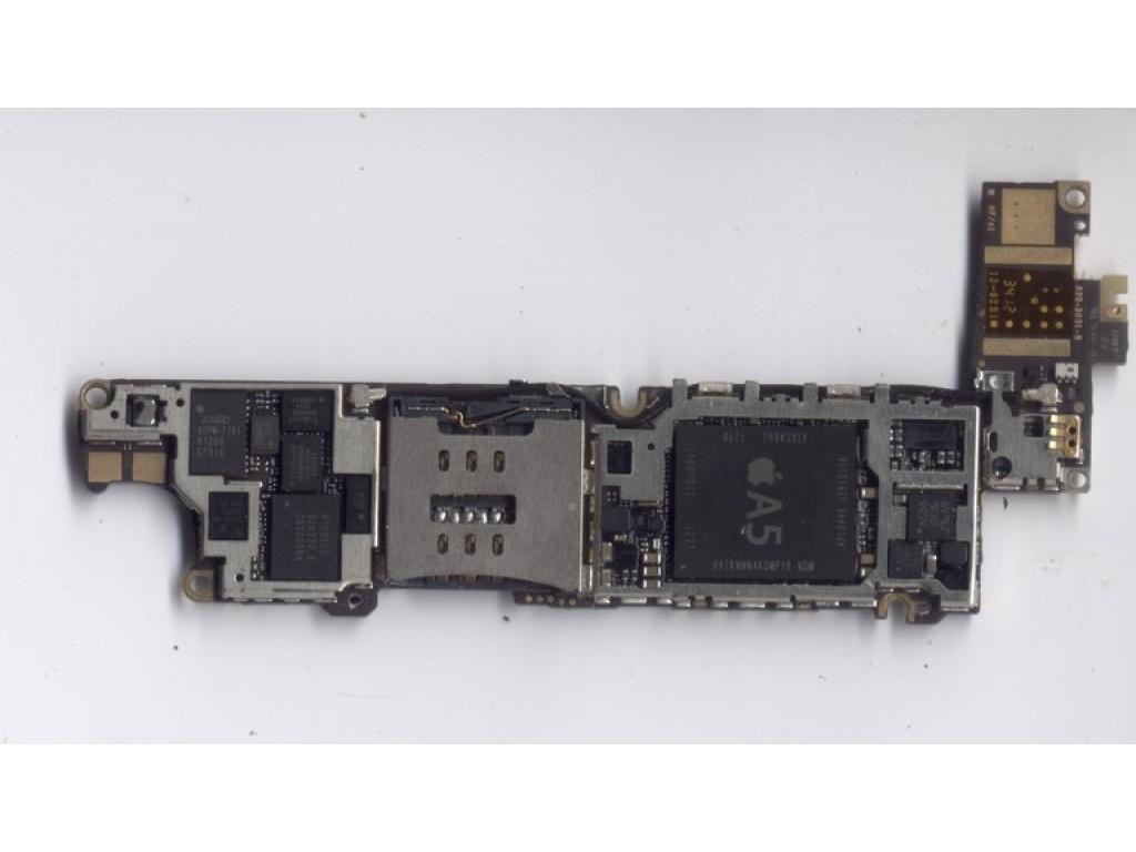 Iphone 4s Schematic Iphone 4s Circuit Diagram N94 Mlbv3