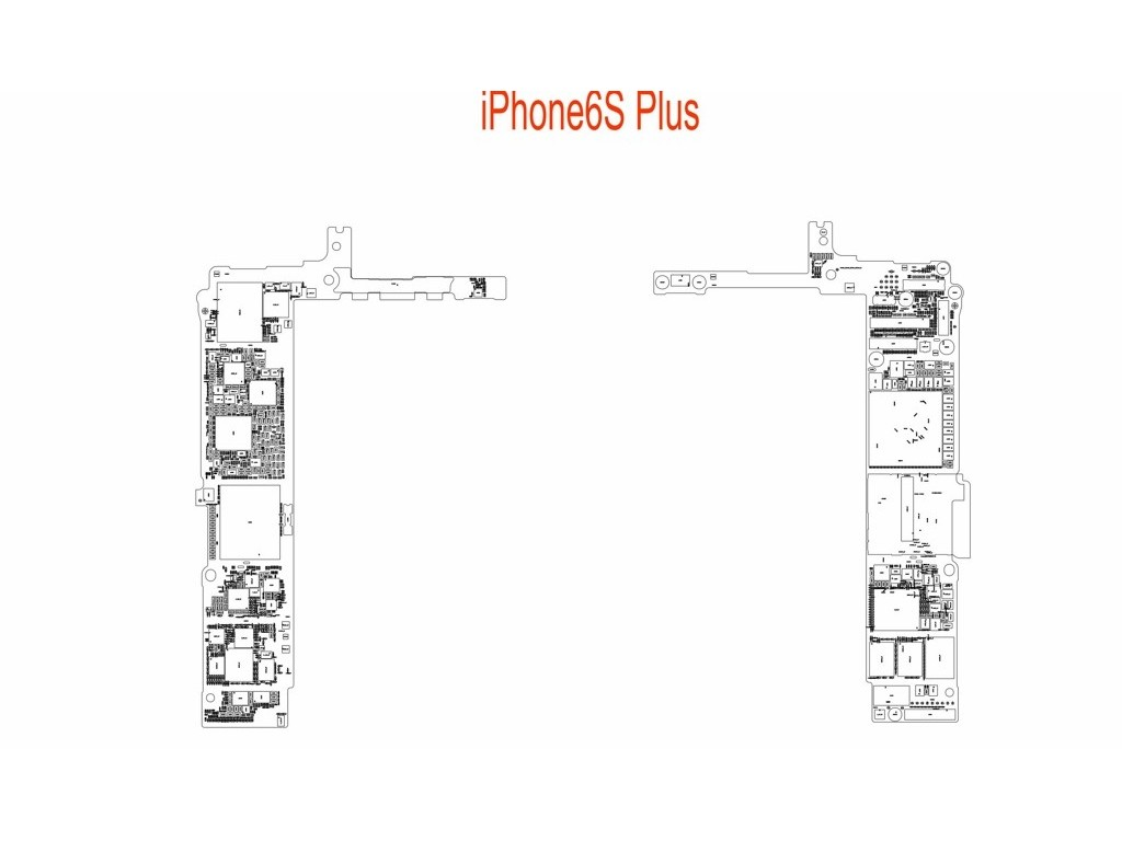 Apple Iphone 6s Plus 820 051 Schematic Apple