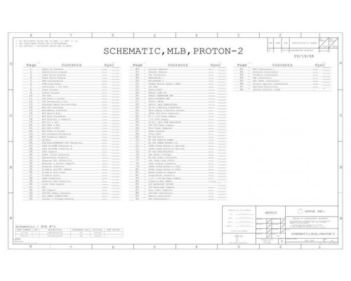 APPLE K20 SCHEMATIC – 820-2510