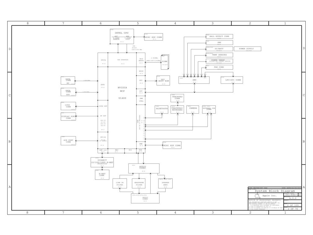 APPLE K86 SCHEMATIC DIAGRAM [APPLE K86 SCHEMATIC DIAGRAM