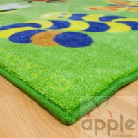 Kalokids Corner Bug Placement Carpet Large, FREE SHIPPING!