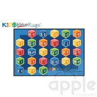 ABCmouse.com Alphabet Blocks Rug, Carpets for Kids, Free ...