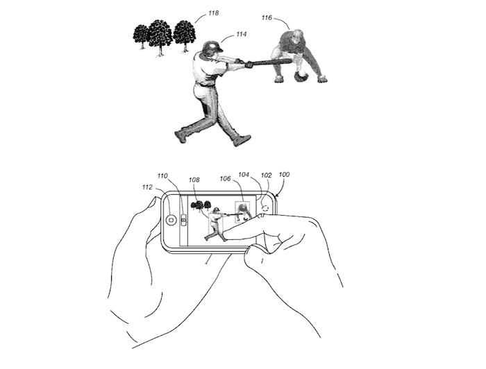 Apple patenta un nuevo y revolucionario sistema de enfoque