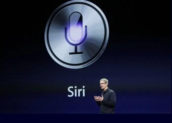 Asistente virtual de Apple para el hogar basado en Siri