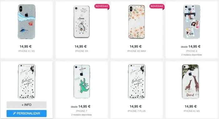 comprar fundas iPhone