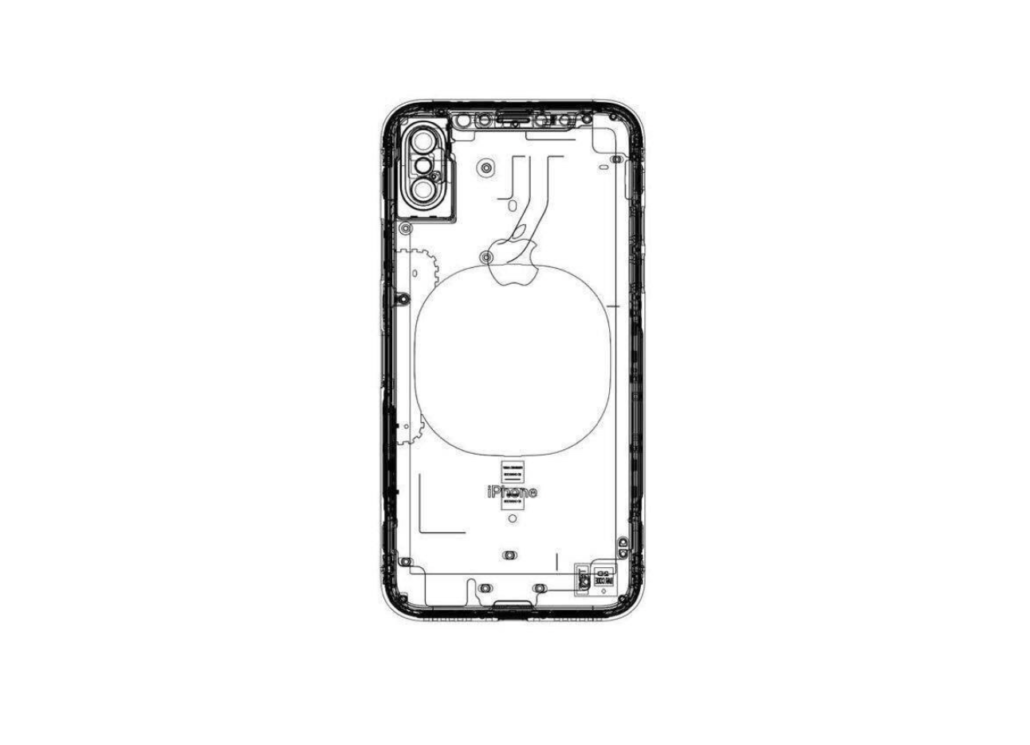 New iPhone 8 schematic shows a device with a dual-lens