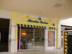 Sign Example - Blondie's Cookies