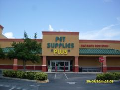 Sign Example - Pet Supplies Plus