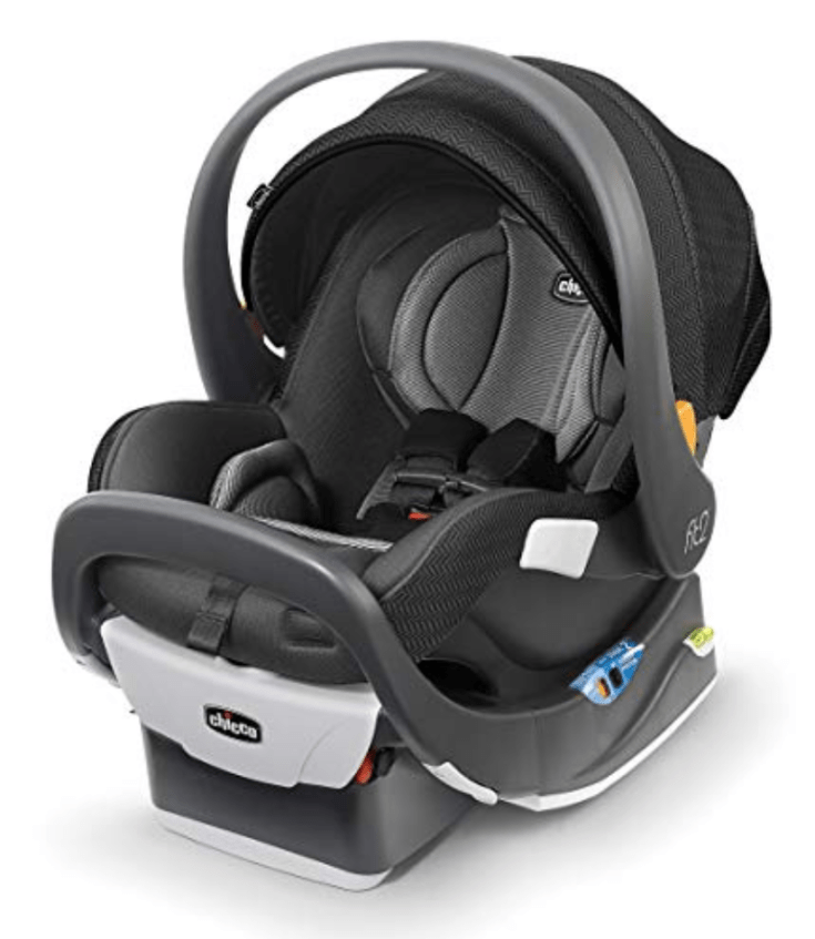 What to pack in your hospital bag infant car seat