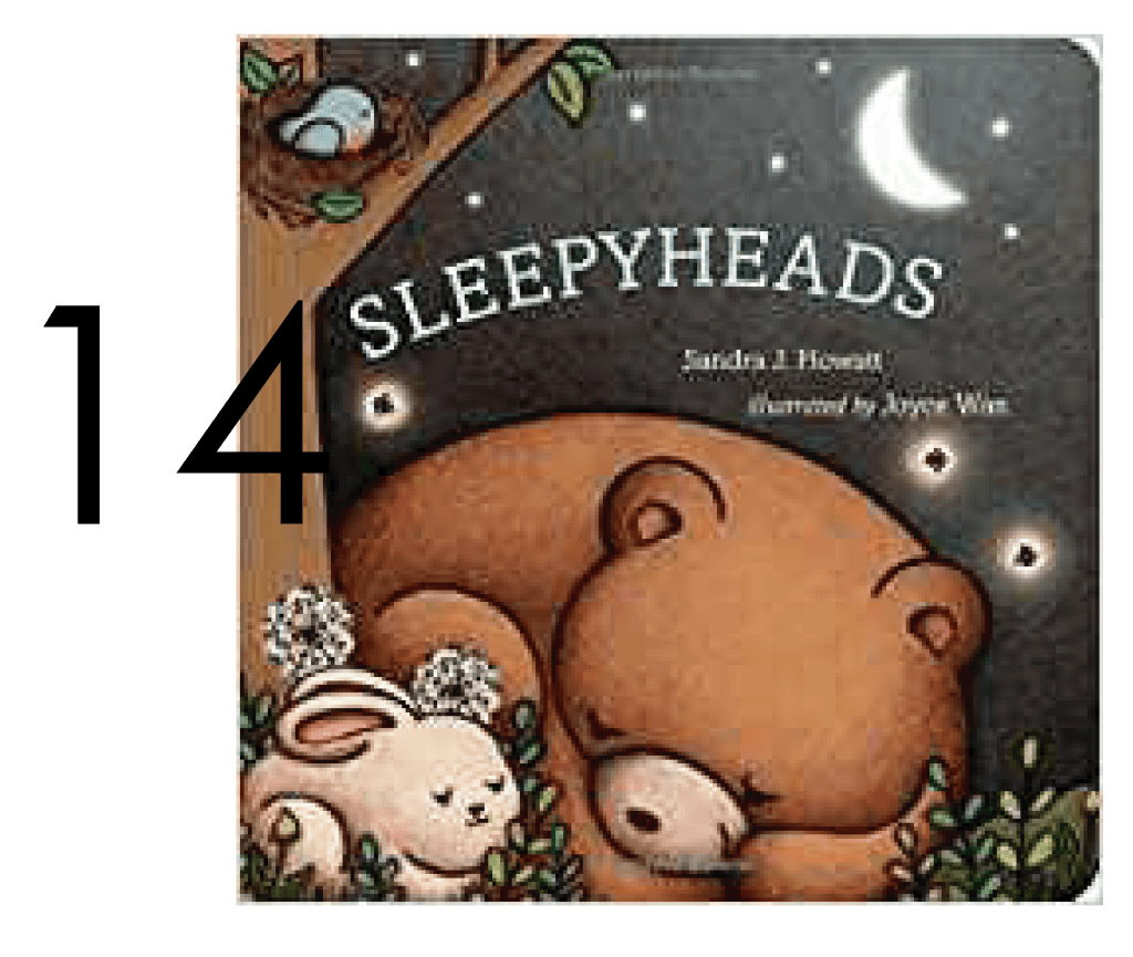 Sleepyheads Christmas Book
