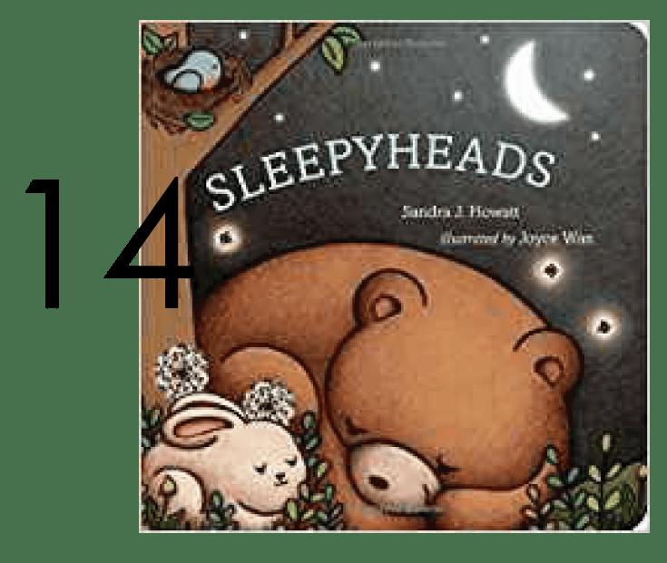 Sleepyheads Christmas Book