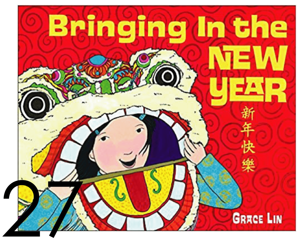 Bringing in the New Year List of Holiday and New Year Books