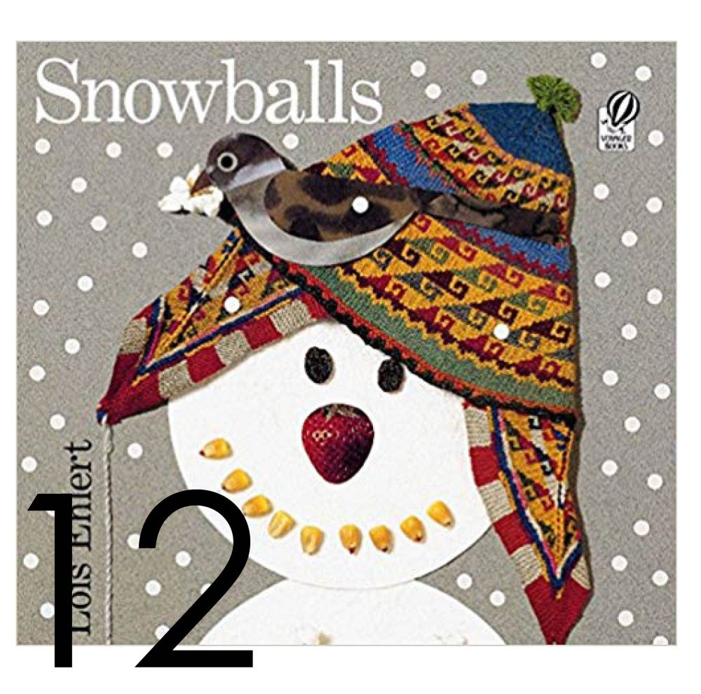 Snowballs Christmas and Holiday Book Countdown