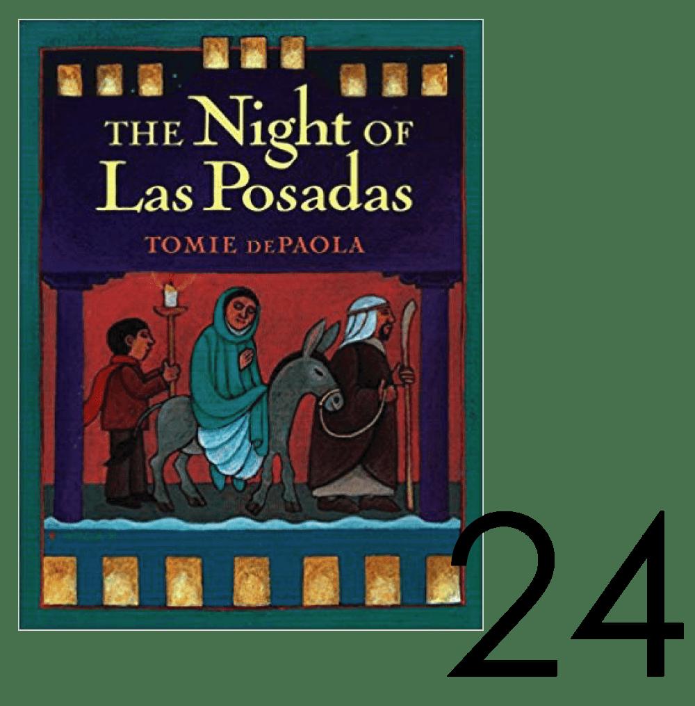 The Night of Las Posadas Christmas and Holiday Book Countdown