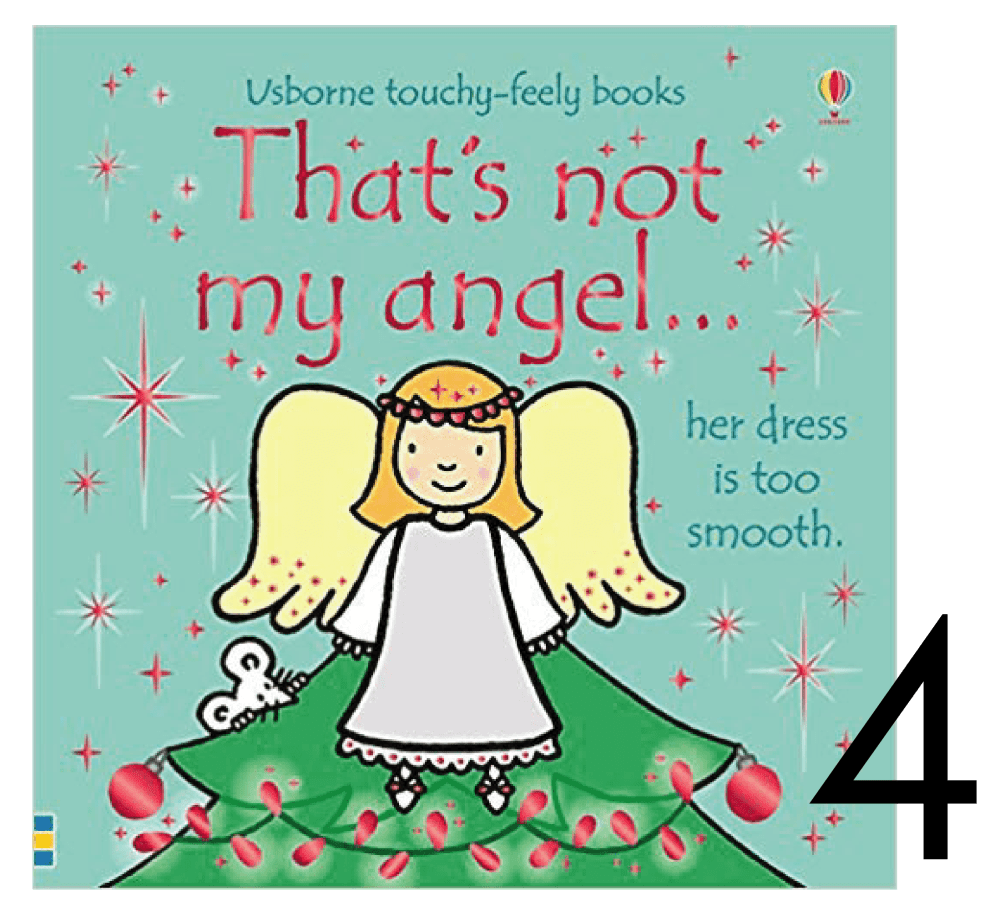 That's My Angel Christmas and Holiday Book Countdown